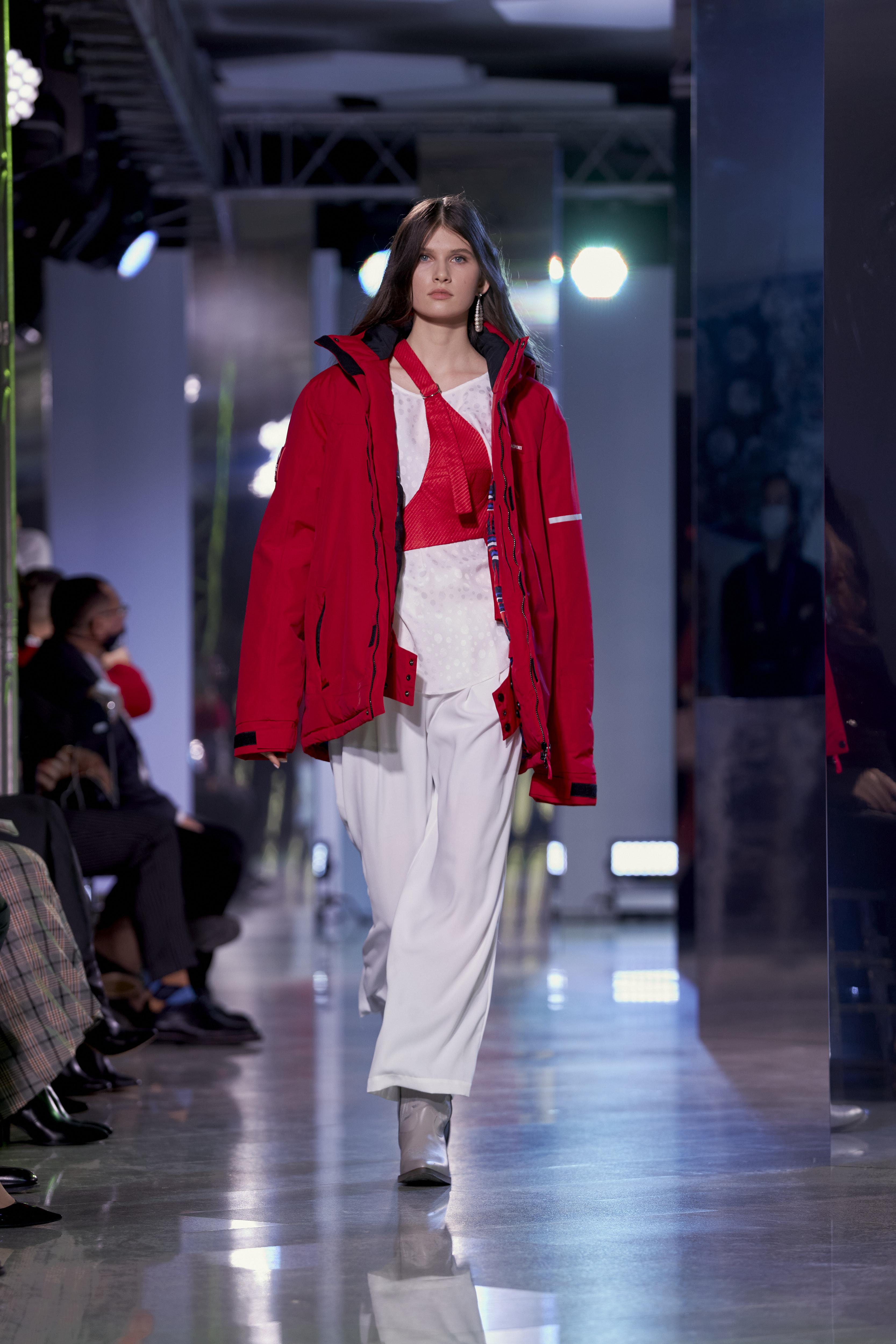 Cosmopolitan провел в Уфе показ «Мода без границ» (фото 22)