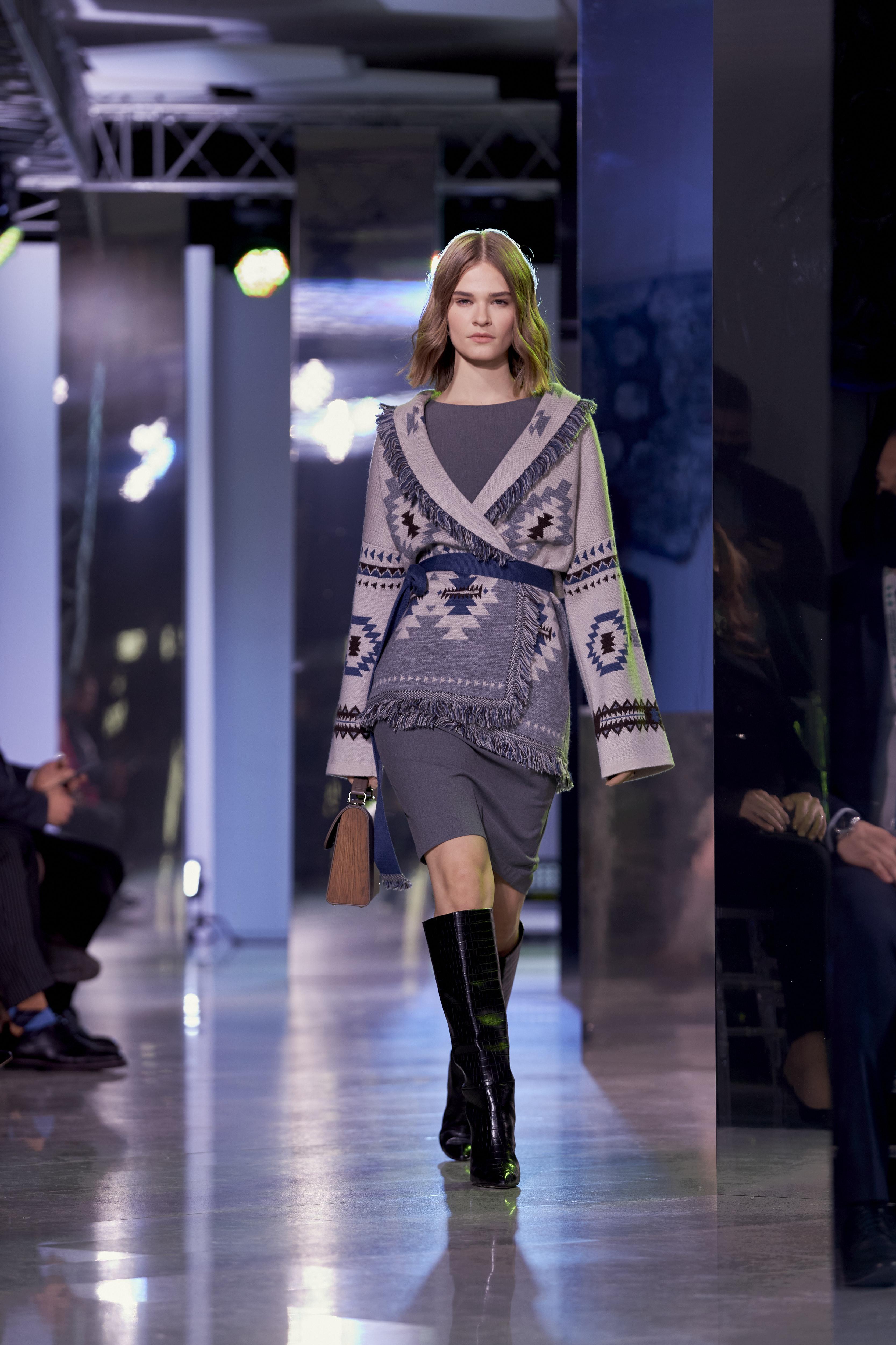 Cosmopolitan провел в Уфе показ «Мода без границ» (фото 11)