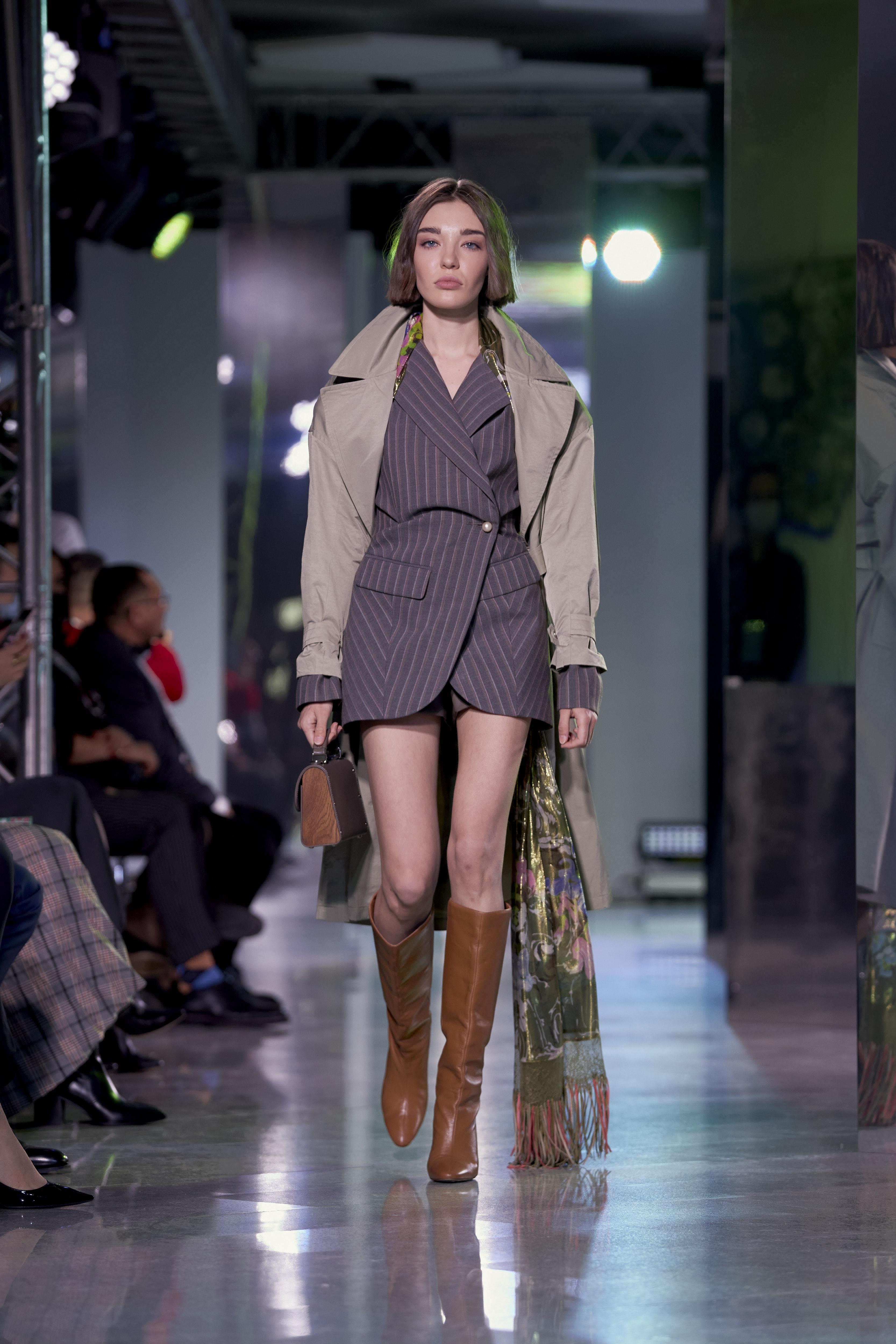 Cosmopolitan провел в Уфе показ «Мода без границ» (фото 13)