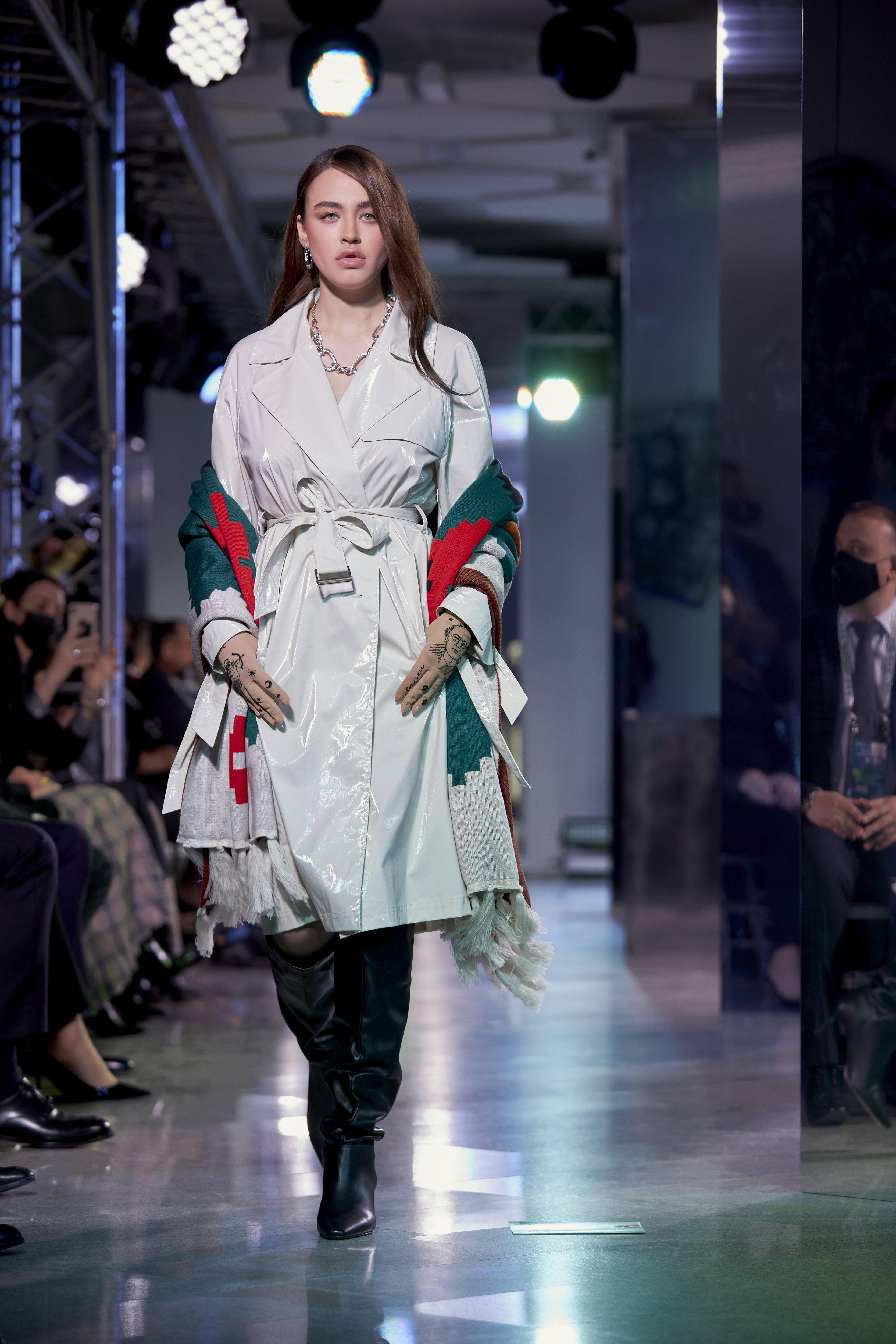 Cosmopolitan провел в Уфе показ «Мода без границ» (фото 9)