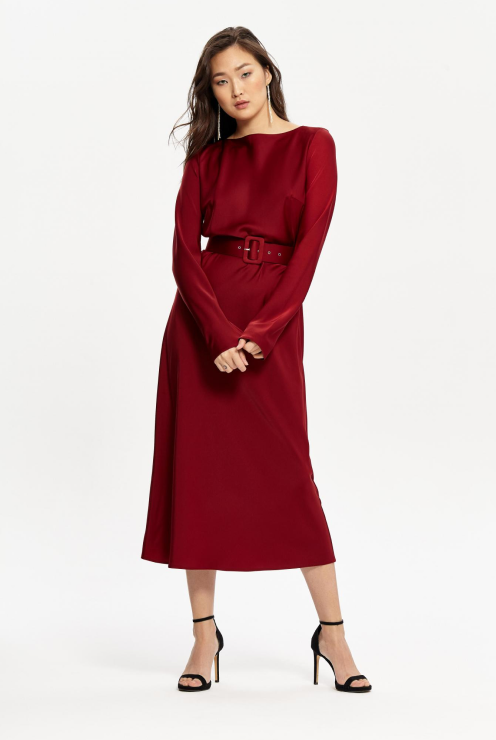 15 платьев для новогодней вечеринки, которые можно носить и после праздника (фото 9)
