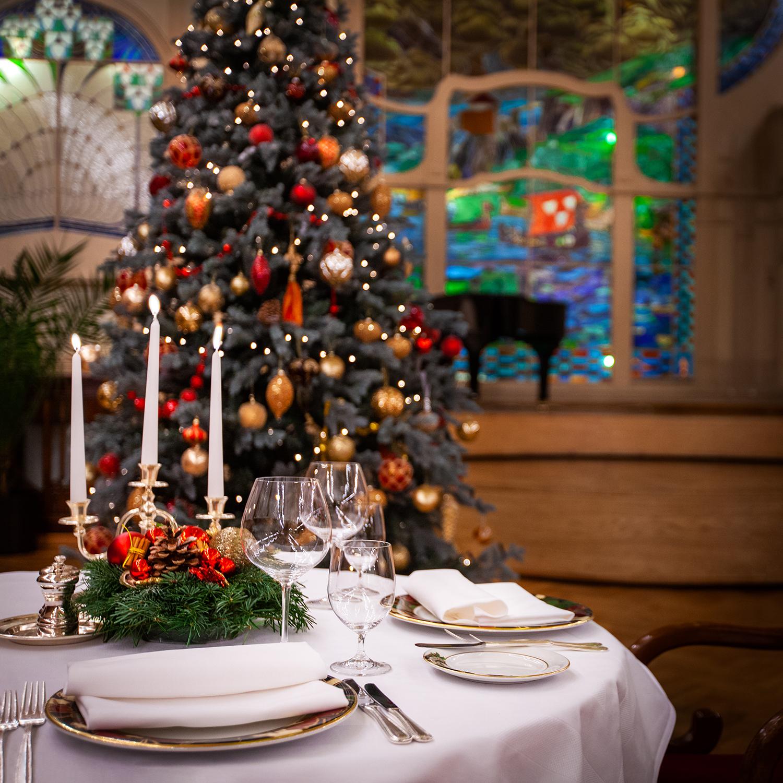 Как «Гранд Отель Европа» готовится к новогодним праздникам (фото 3)