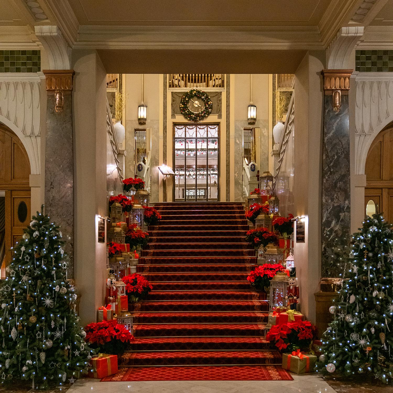 Как «Гранд Отель Европа» готовится к новогодним праздникам (фото 4)