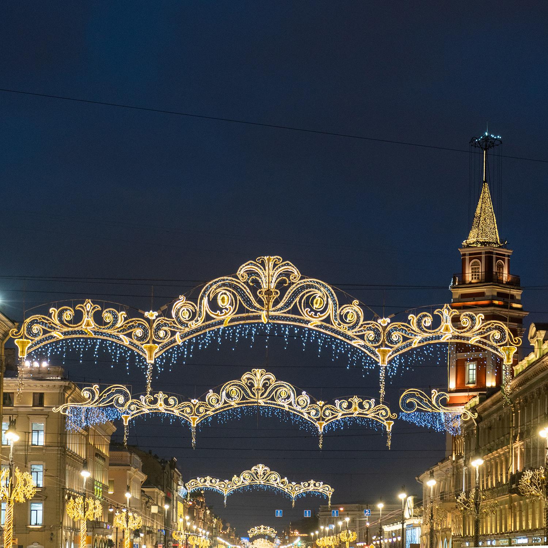 Как «Гранд Отель Европа» готовится к новогодним праздникам (фото 5)