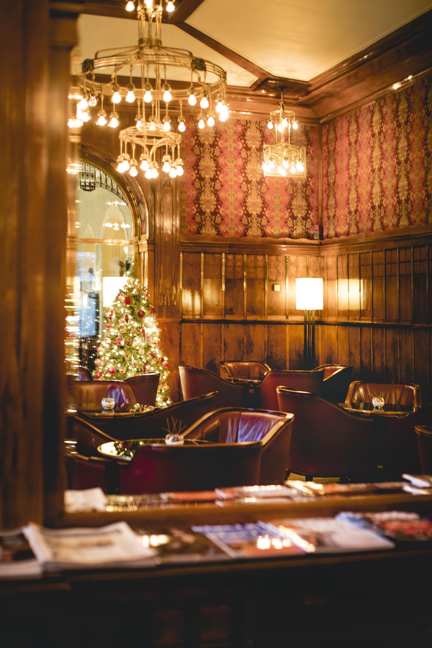 Как «Гранд Отель Европа» готовится к новогодним праздникам (фото 2)