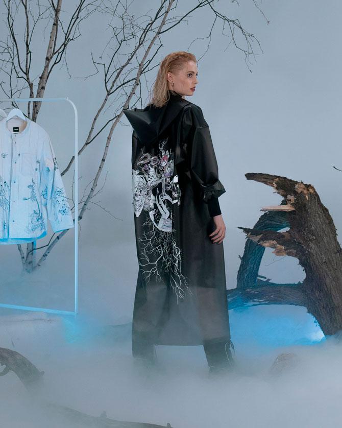 «Точка» и Елена Шейдлина выпустили коллекцию одежды с рисунками художницы (фото 5)