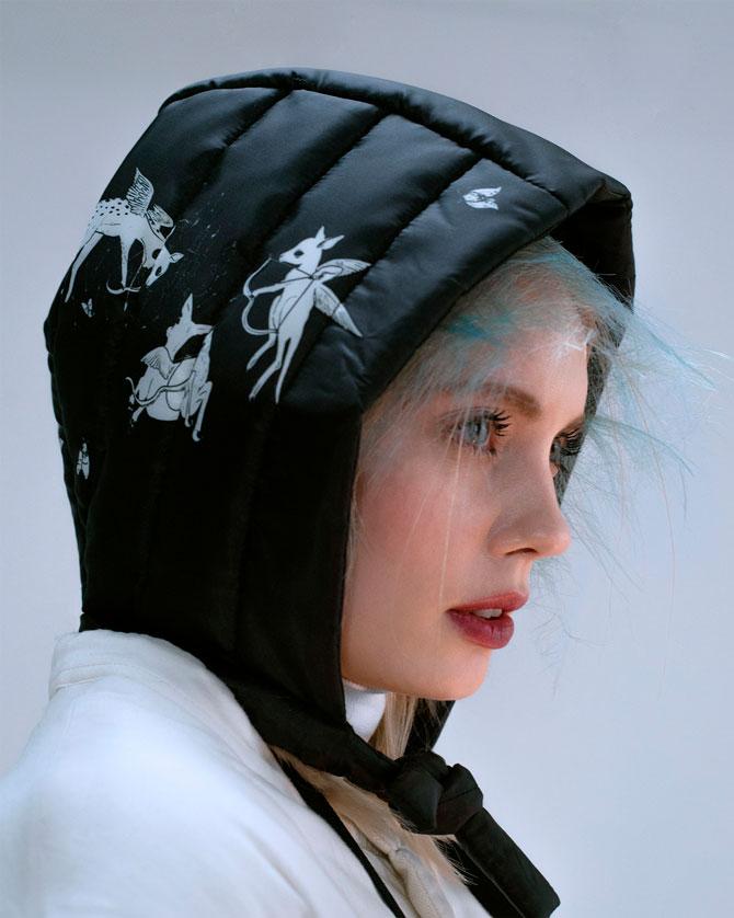 «Точка» и Елена Шейдлина выпустили коллекцию одежды с рисунками художницы (фото 4)