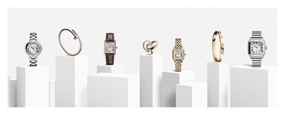 Cartier запустил кампанию, посвященную классическим часам и украшениям (фото 1)