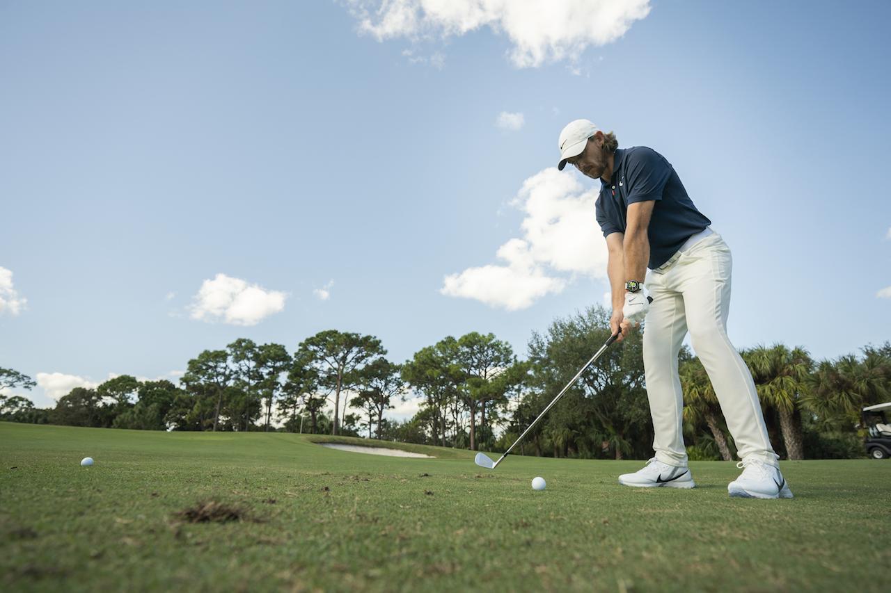Новым амбассадором TAG Heuer стал гольфист Томми Флитвуд (фото 1)