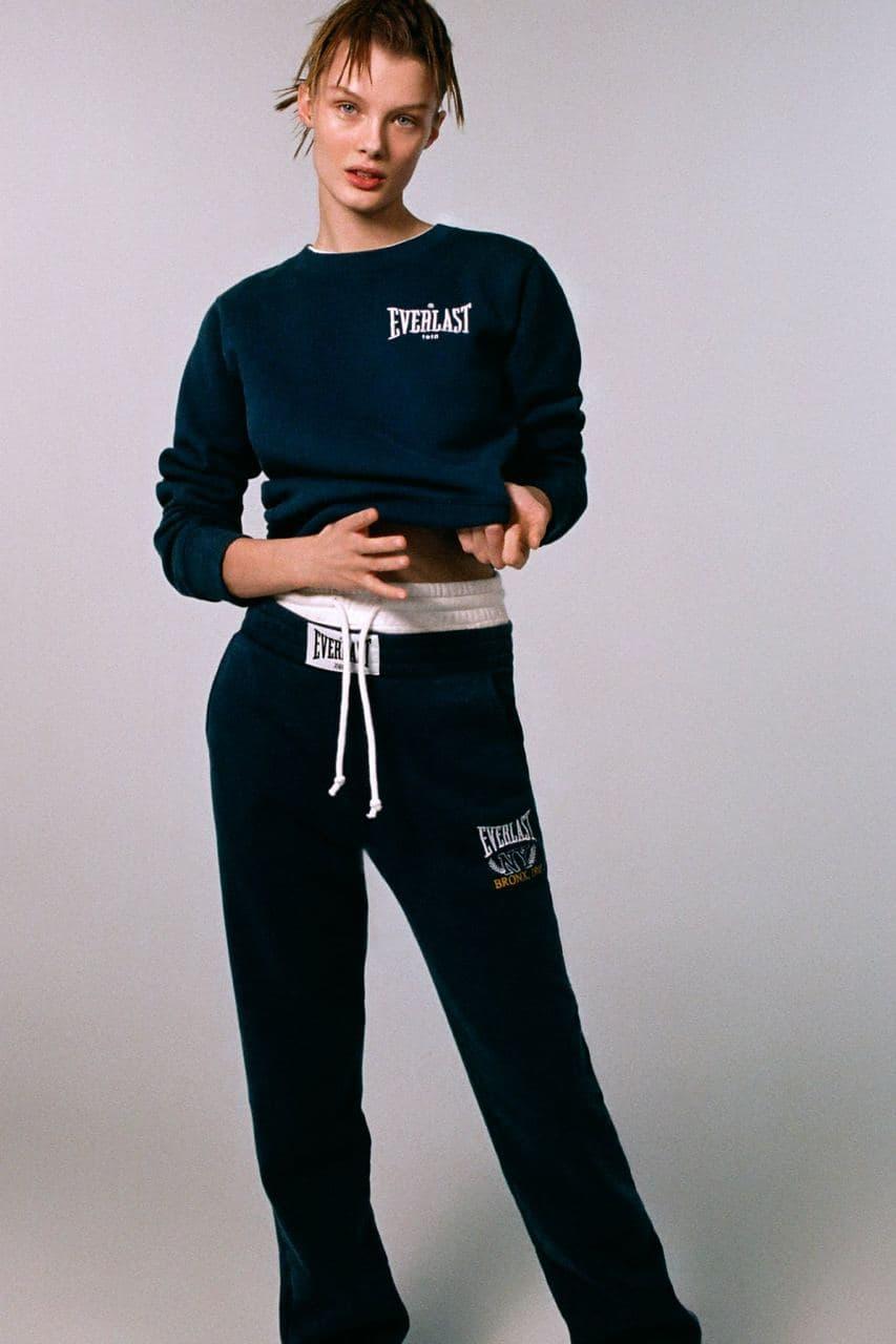 Zara сделал коллаборацию с культовым боксерским брендом Everlast (фото 1)