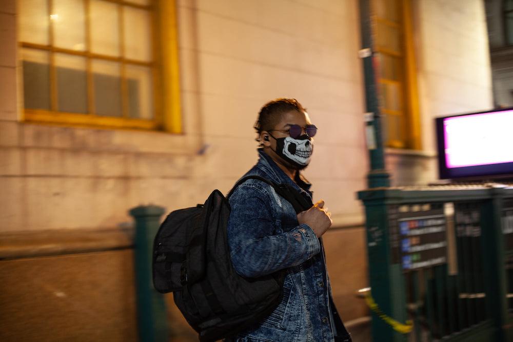 Зима в Нью-Йорке: как город встретил эти праздники (фото 3)
