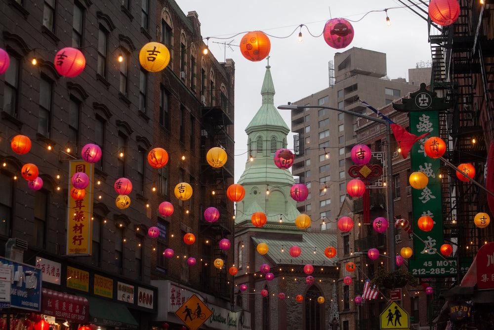 Зима в Нью-Йорке: как город встретил эти праздники (фото 1)