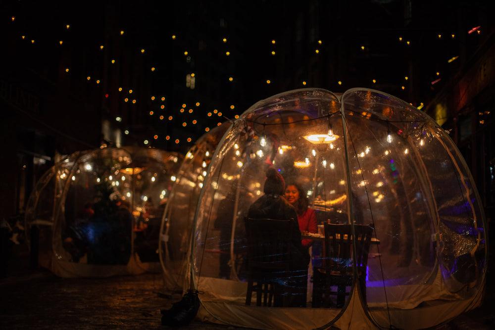 Зима в Нью-Йорке: как город встретил эти праздники (фото 2)