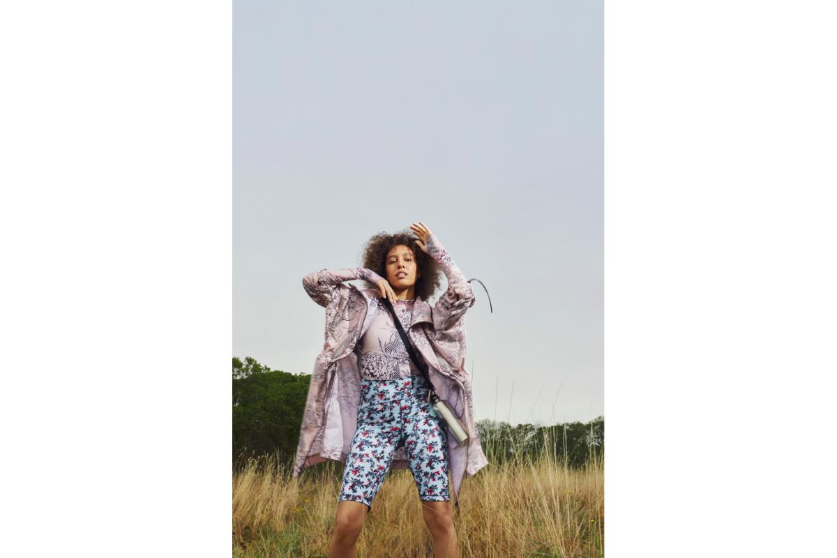 Цветочные принты и Лурдес Леон: вышла кампания новой коллекции adidas by Stella McCartney (фото 17)