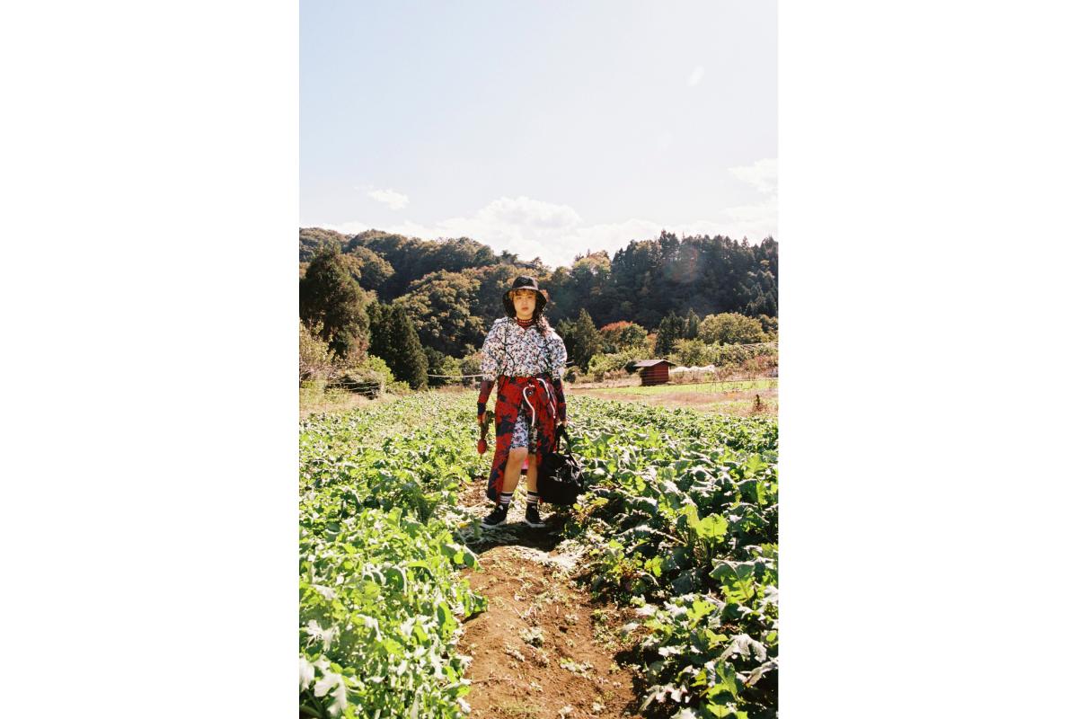 Цветочные принты и Лурдес Леон: вышла кампания новой коллекции adidas by Stella McCartney (фото 14)