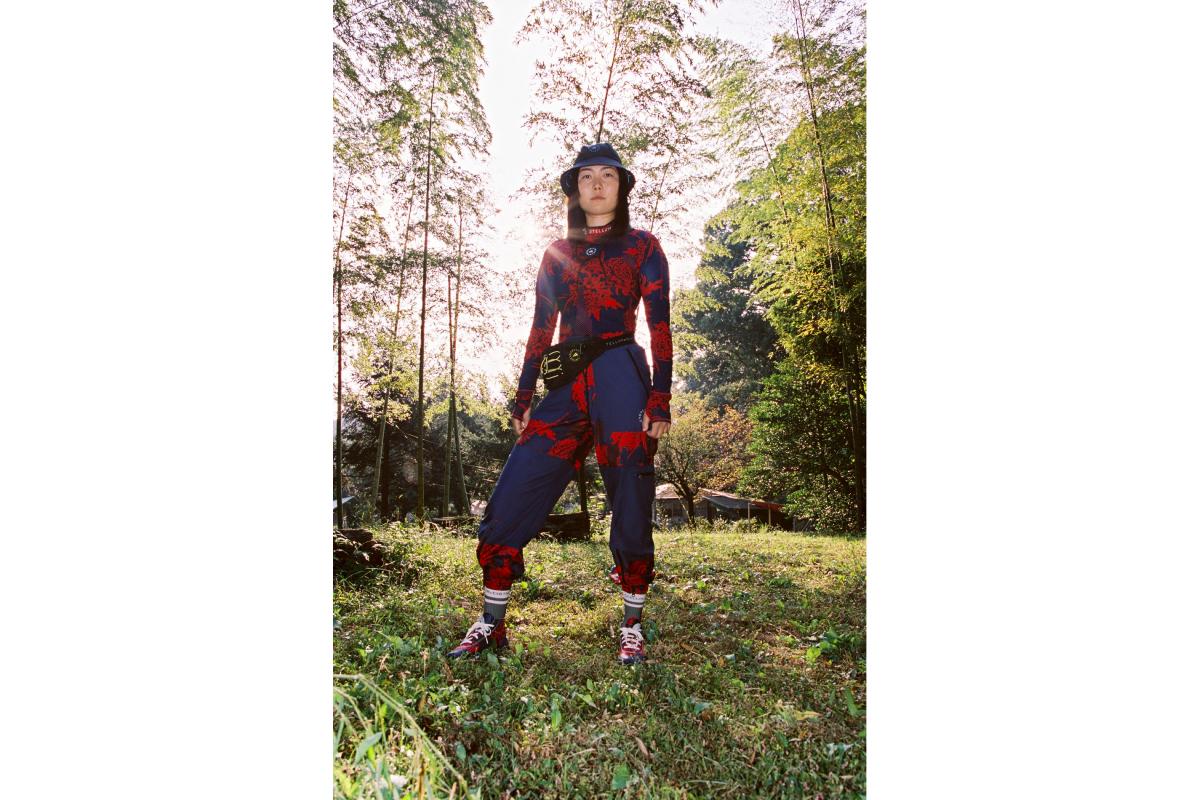Цветочные принты и Лурдес Леон: вышла кампания новой коллекции adidas by Stella McCartney (фото 22)