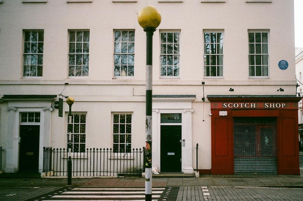 Зима в Лондоне: как город встречал 2021-й под третий локдаун (фото 1)