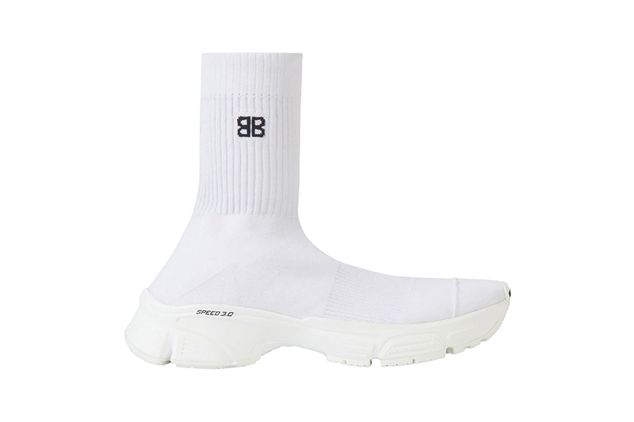 Balenciaga провел редизайн кроссовок-носков (фото 1)