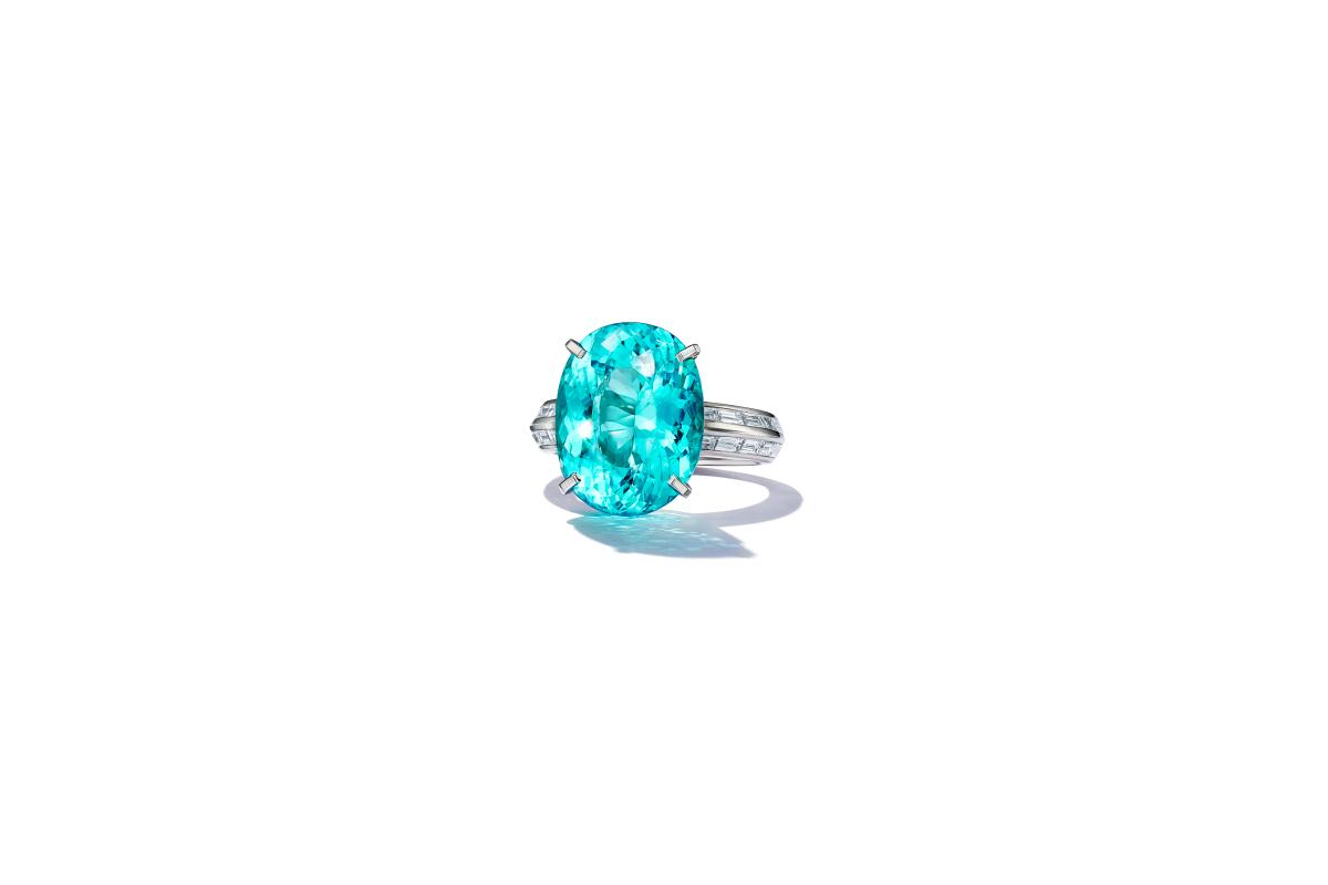Tiffany & Co. посвятил новую коллекцию Blue Book краскам природы (фото 30)
