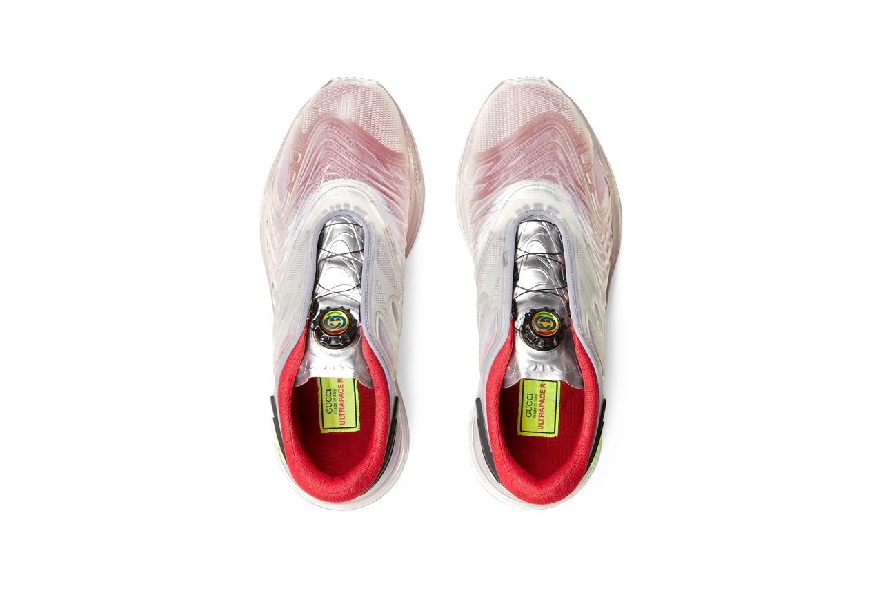 Gucci выпустил кроссовки из прозрачной резины (фото 2)