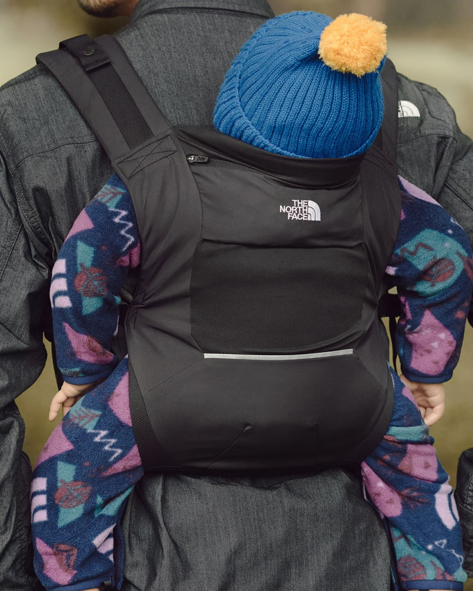 The North Face создал кокон для новорожденных (фото 1)
