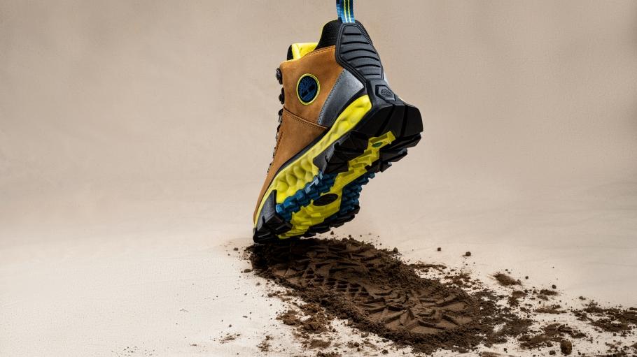 Timberland выпустил коллекцию обуви из возобновляемого сахарного тростника и натурального каучука (фото 1)