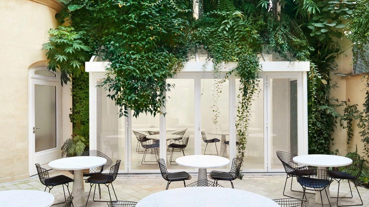 Alaïa открыл новый ресторан в Париже (фото 1)