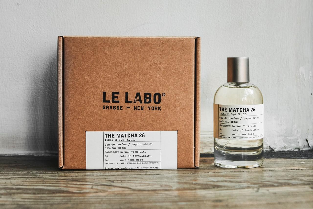 Le Labo выпустил аромат, вдохновленный чаем матча (фото 2)