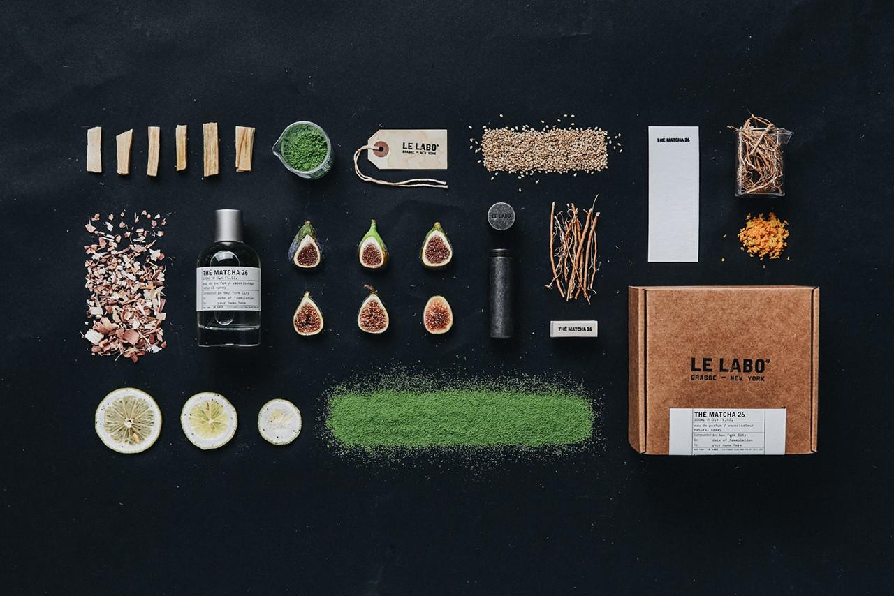 Le Labo выпустил аромат, вдохновленный чаем матча (фото 1)