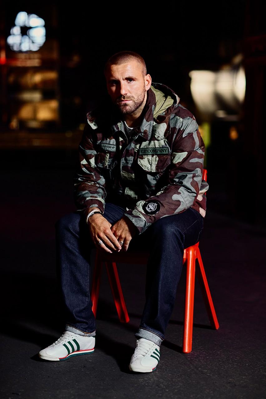 adidas и C.P. Company выпустили кроссовки, вдохновленные Италией (фото 2)