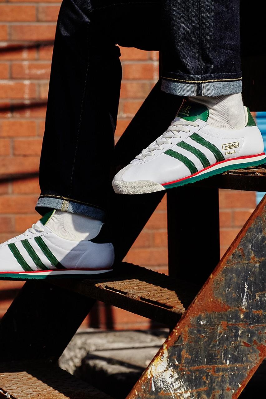 adidas и C.P. Company выпустили кроссовки, вдохновленные Италией (фото 1)