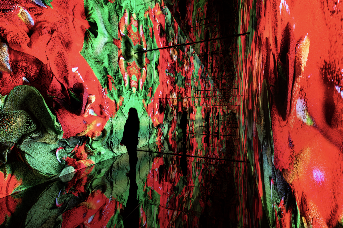 Bvlgari представил интерактивную инсталляцию, вдохновленную природой (фото 5)