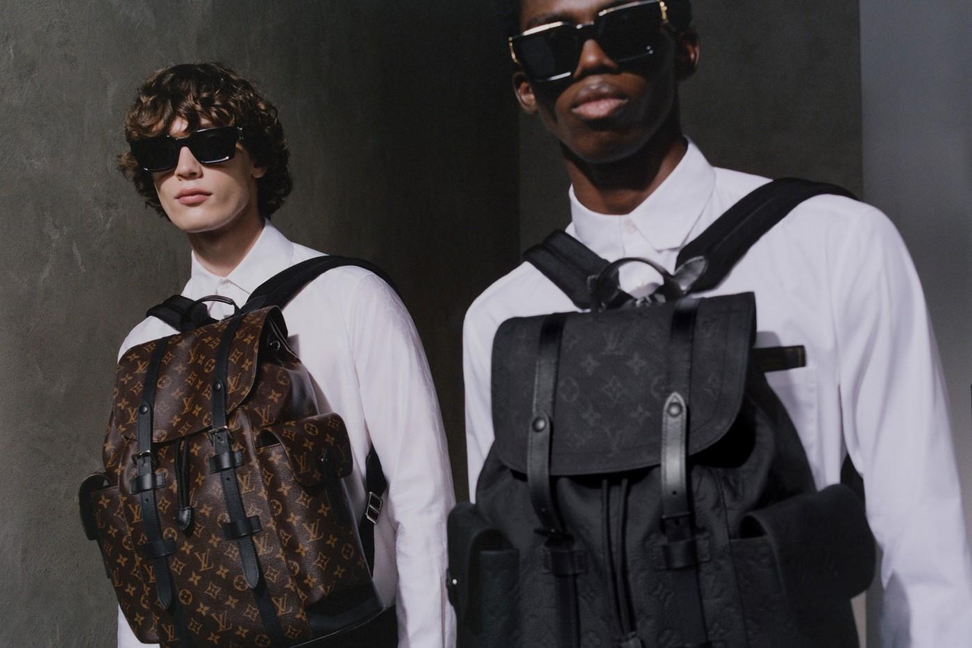 Louis Vuitton обновил классические модели сумок Christopher и Soft Trunk (фото 2)