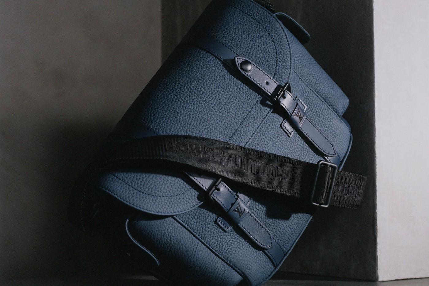 Louis Vuitton обновил классические модели сумок Christopher и Soft Trunk (фото 7)