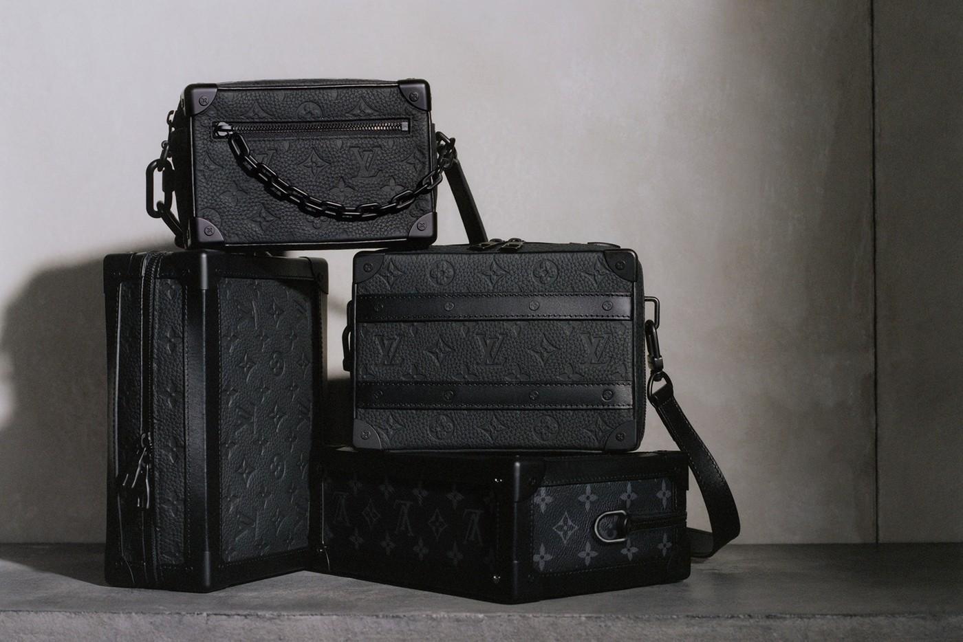 Louis Vuitton обновил классические модели сумок Christopher и Soft Trunk (фото 6)