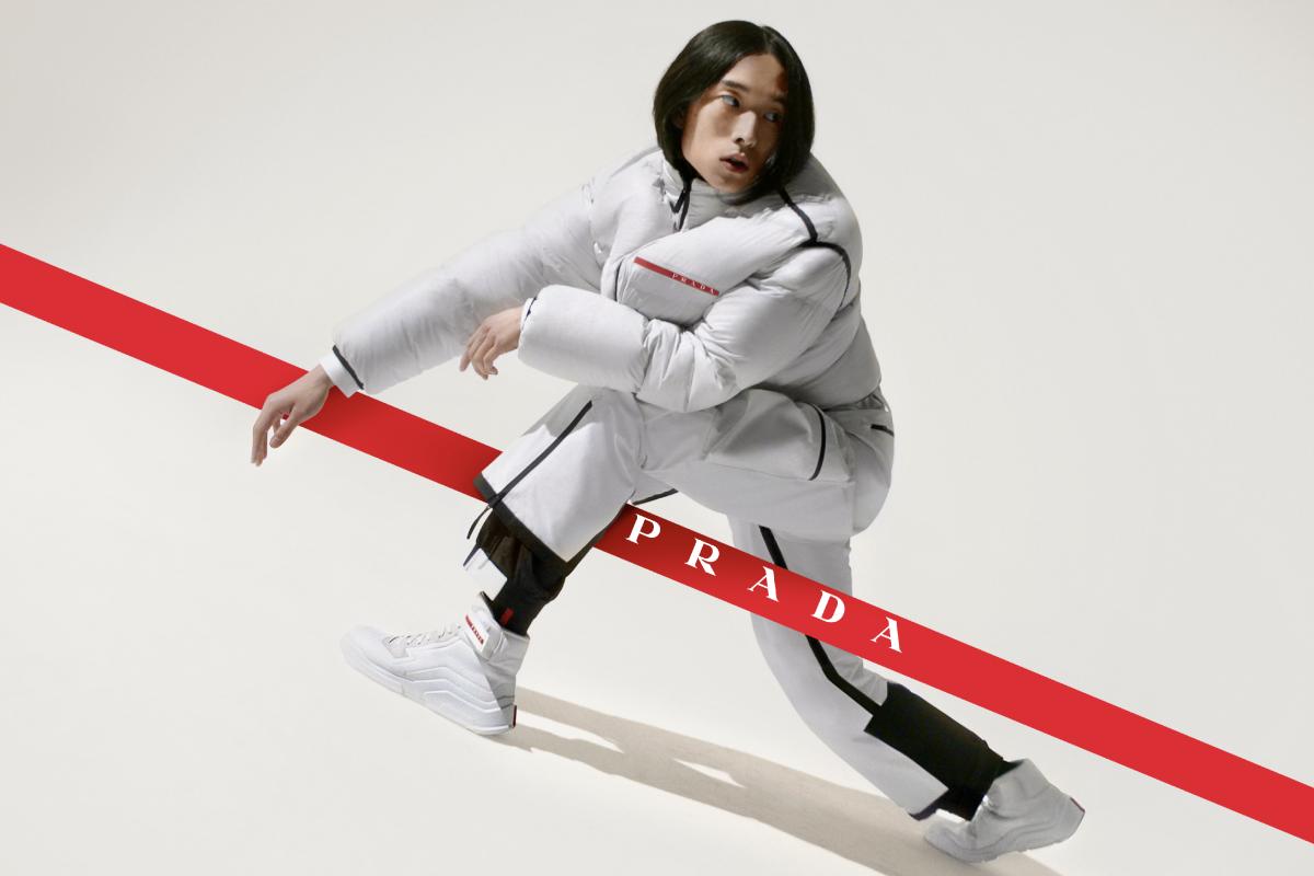 Prada показал новую осенне-зимнюю кампанию Linea Rossa (фото 3)