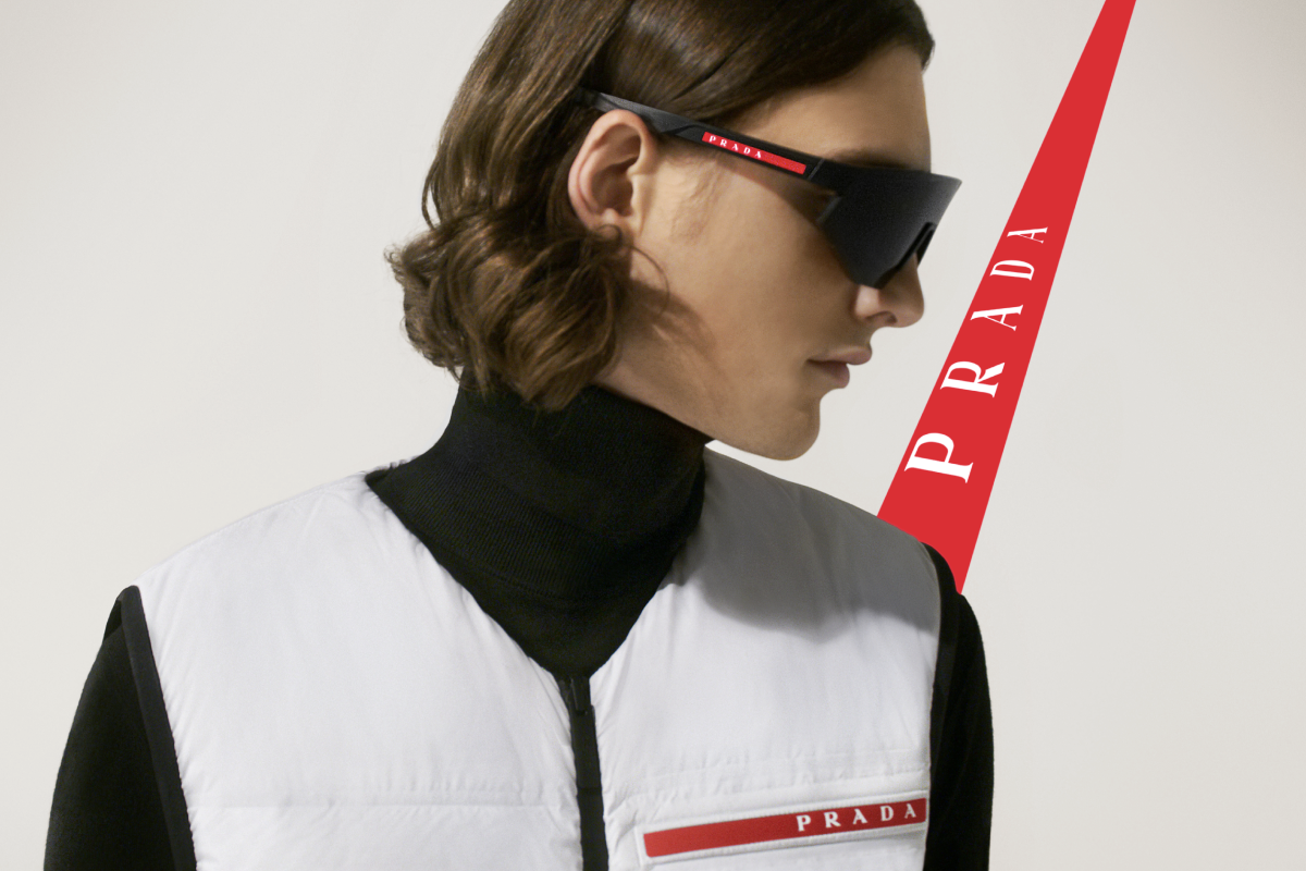 Prada показал новую осенне-зимнюю кампанию Linea Rossa (фото 5)