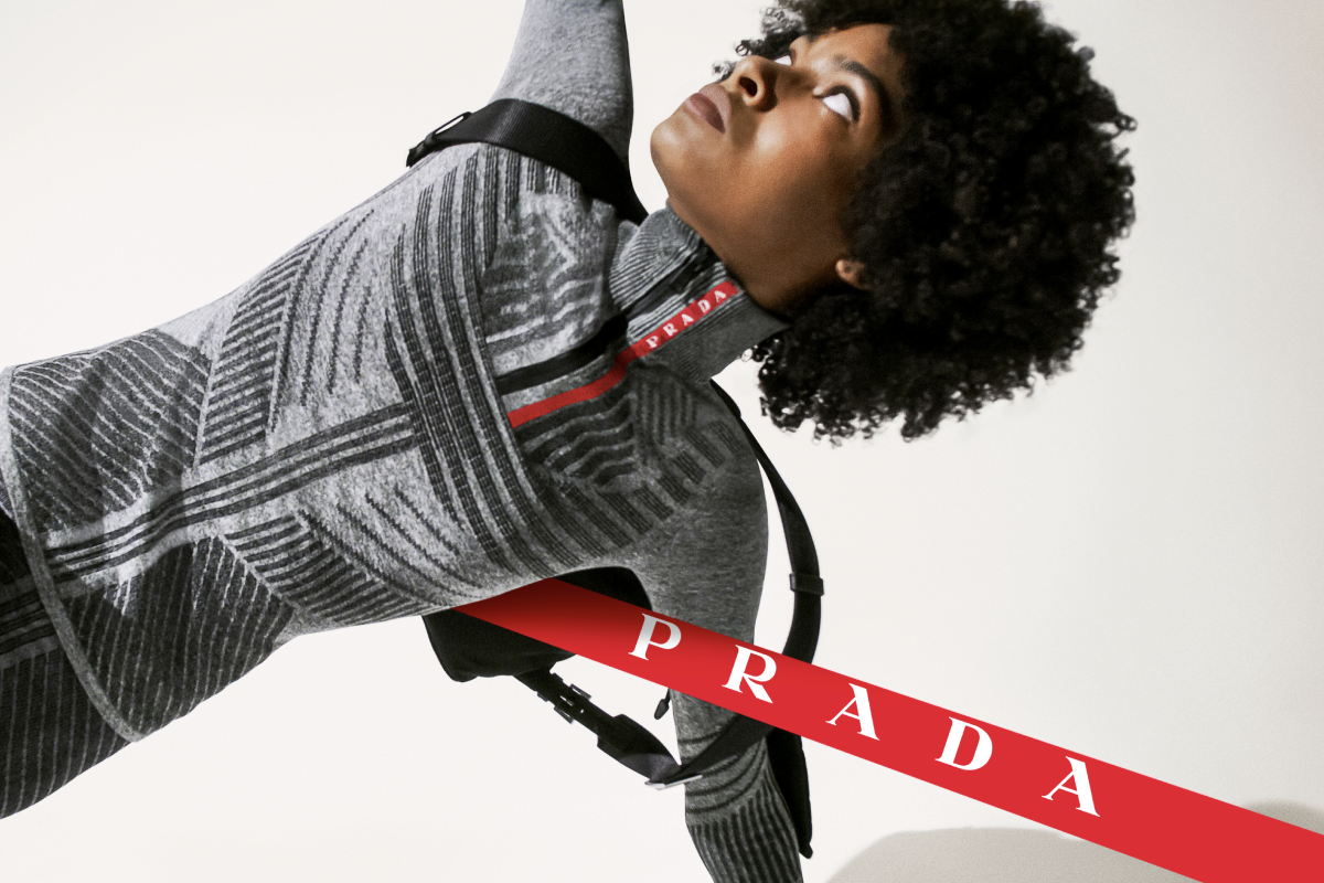 Prada показал новую осенне-зимнюю кампанию Linea Rossa (фото 6)