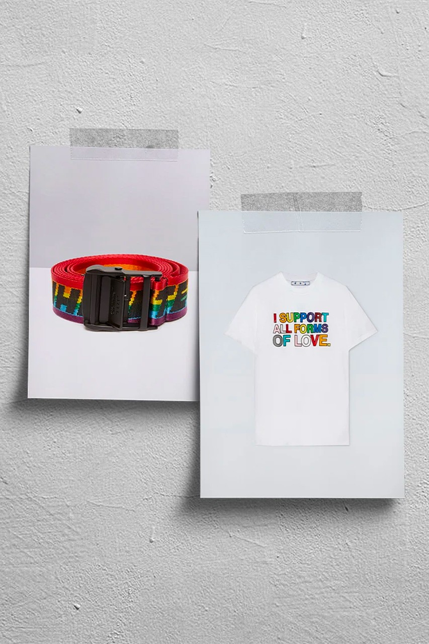 Вирджил Абло выпустил ЛГБТК+-капсулу для Off-White (фото 5)