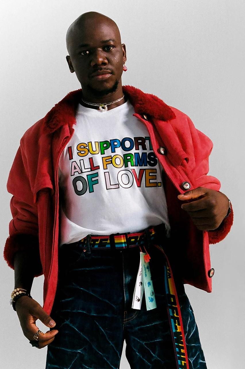 Вирджил Абло выпустил ЛГБТК+-капсулу для Off-White (фото 3)