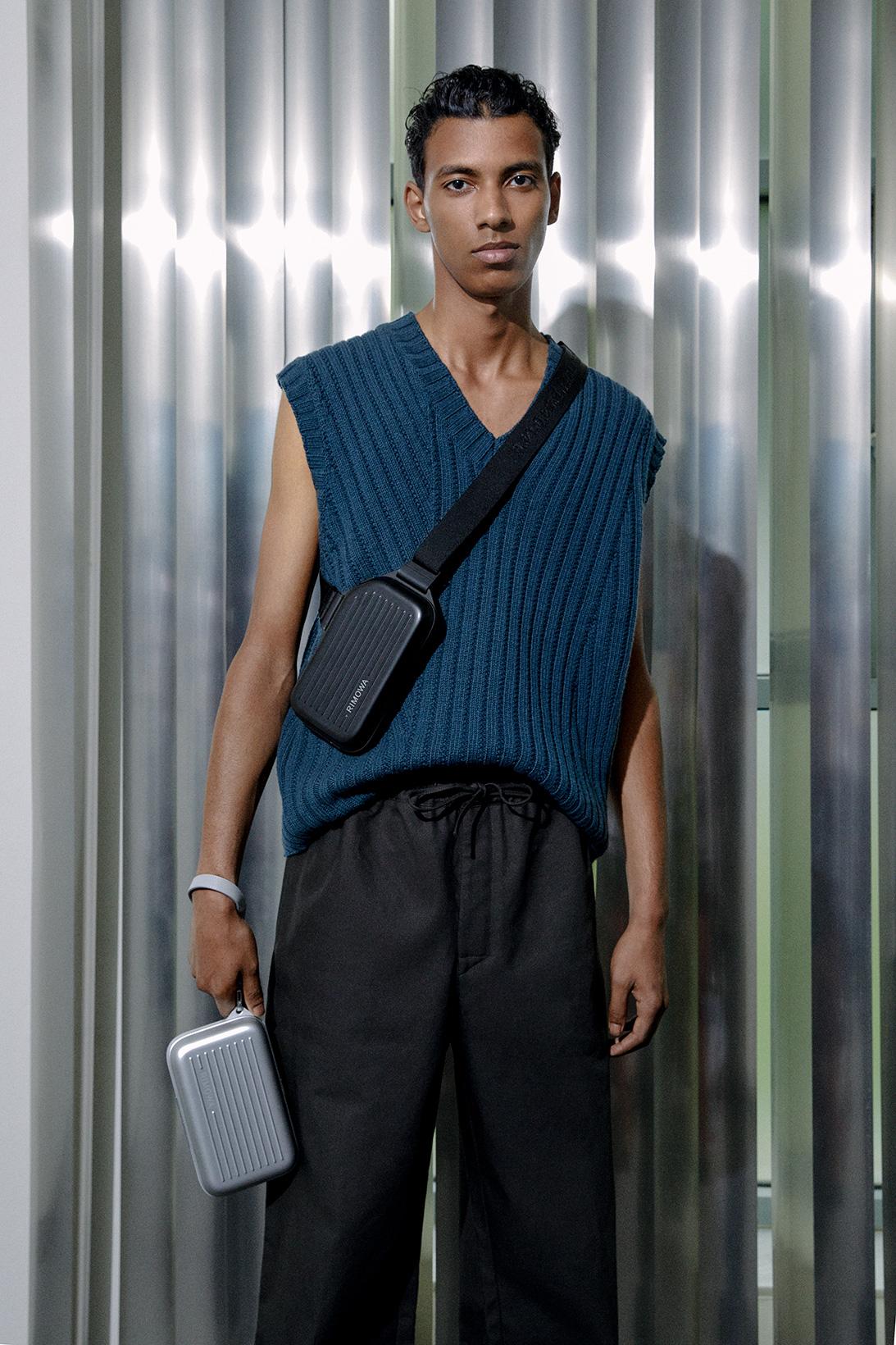 Rimowa выпустил новые унисекс-модели сумок (фото 1)