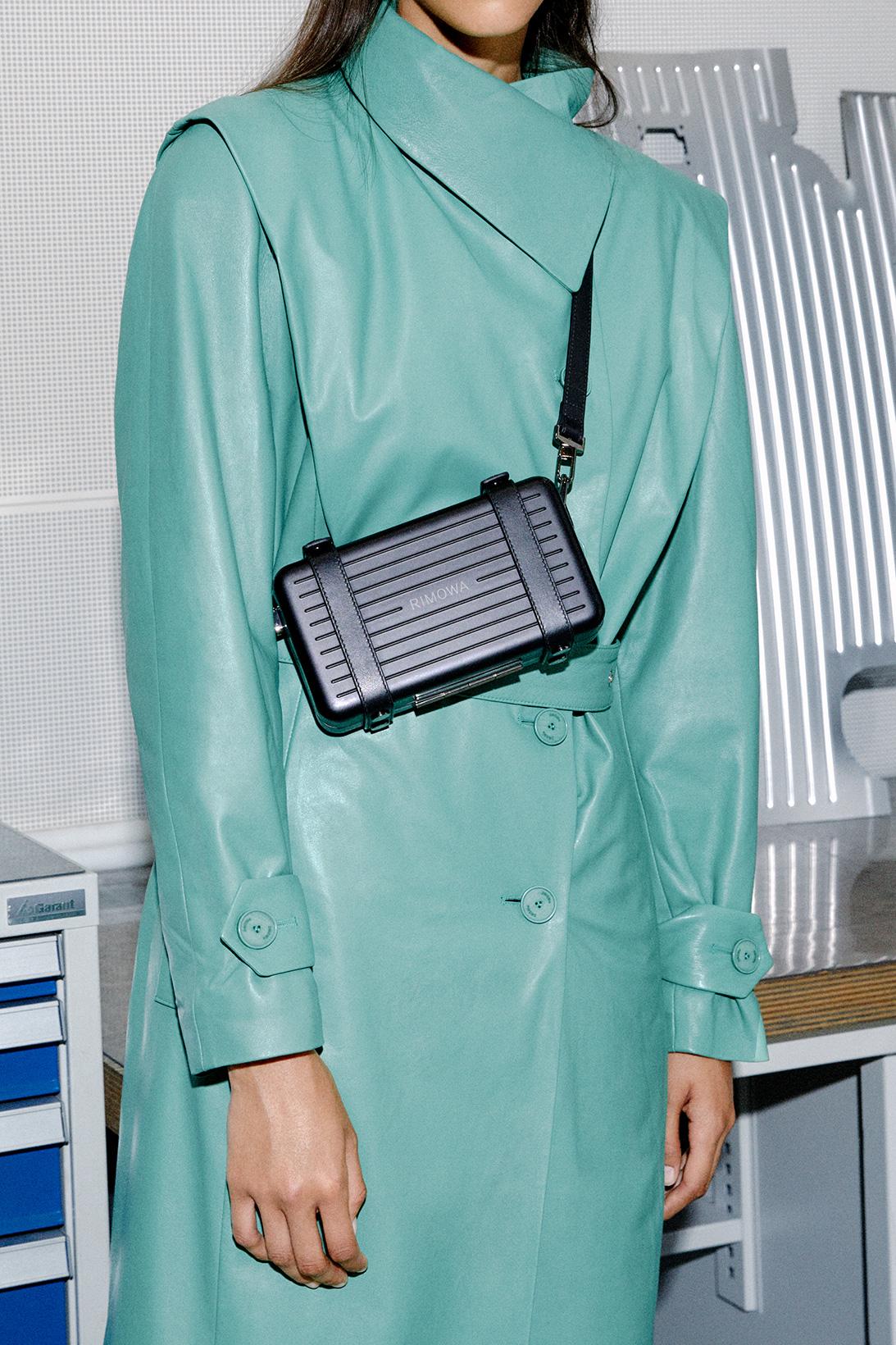 Rimowa выпустил новые унисекс-модели сумок (фото 6)