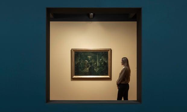 Малоизвестные эскизы Ван Гога показали в музее художника в Амстердаме (фото 2)