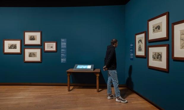 Малоизвестные эскизы Ван Гога показали в музее художника в Амстердаме (фото 1)