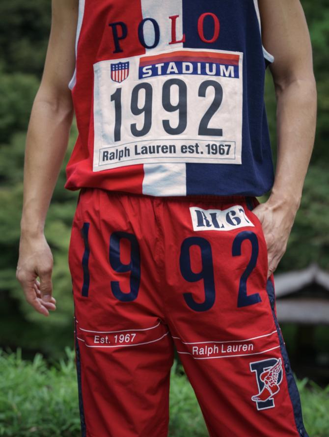 Ralph Lauren перевыпустил олимпийскую коллекцию 1992 года (фото 2)