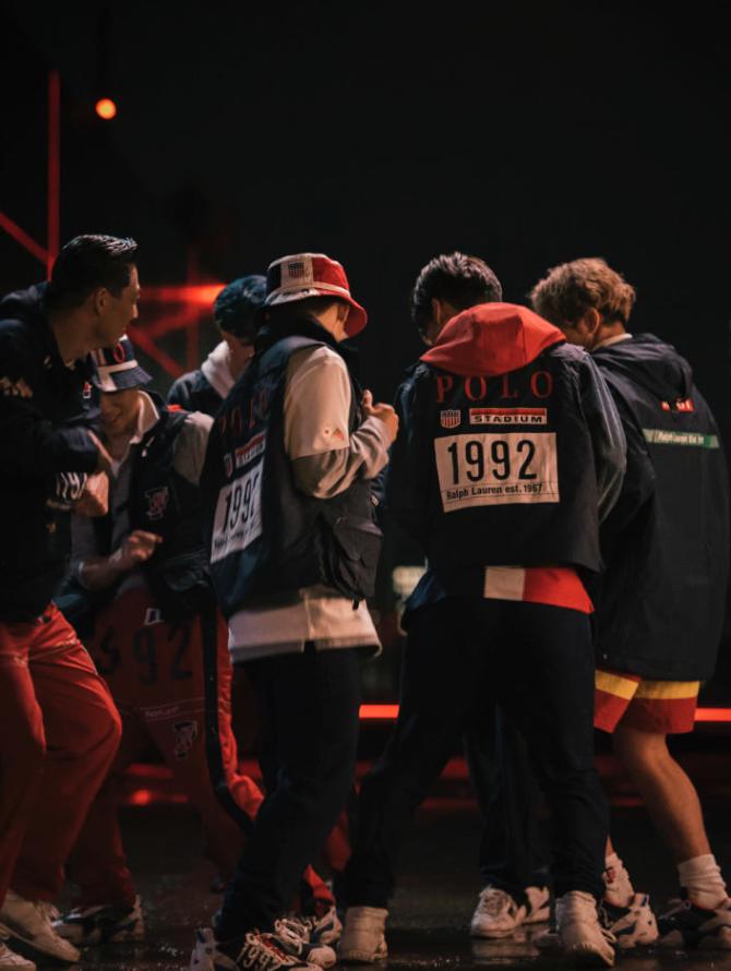 Ralph Lauren перевыпустил олимпийскую коллекцию 1992 года (фото 1)