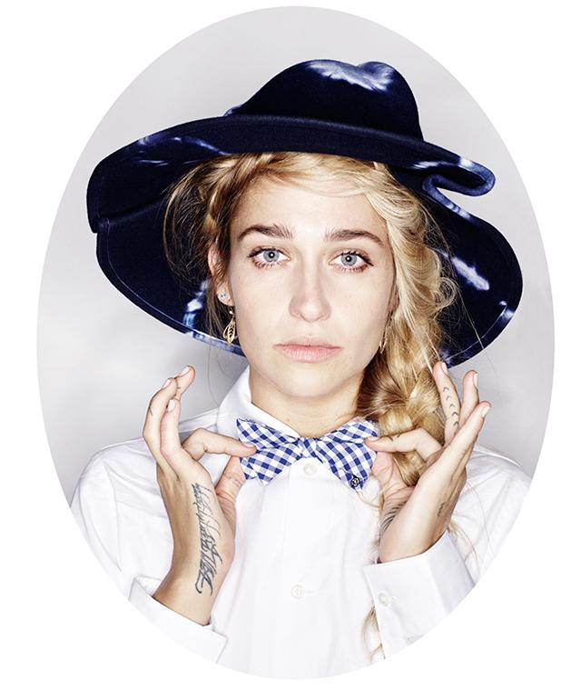 Джемима Керк стала лицом Maison Michel (фото 1)