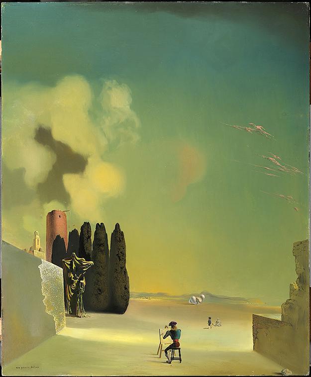 Сальвадор Дали. Сюрреалист и классик в музее Фаберже (фото 1)
