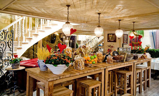 Гастроли итальянского ресторана Bagno Annetta в Tuttо Bene (фото 3)