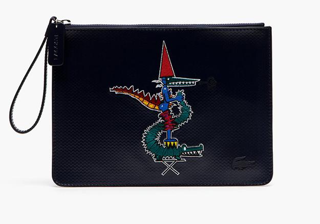 Жан-Поль Гуд перерисовал логотип Lacoste. Теперь крокодилов два (фото 1)